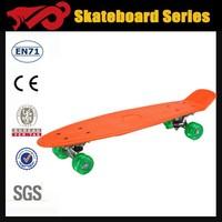 Alibaba China wholesale fiberglass skateboard