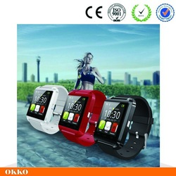 New Arrival mtk6250 Android smart watch phone,U8 smart watch