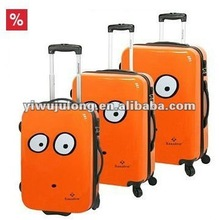 PC/ABS trolley luggage