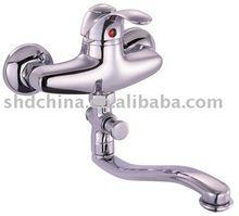 brass kitchen taps mixer SH-2716