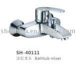 single lever brass bathtub faucet SH-40111