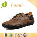 Lk hombres cordones urbana informal suela zapatos para hombre