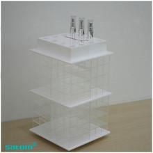 wholesale for hot design acrylic cosmetic lipstick holder nail varnish storage organizer