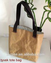 2015 food grade brown paper insulated custom tyvek bag