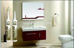 Anti-Mildew Sealant/ Anti-fungus adhesive Silicone, coated Mirror,Kitchen,sanitary,Ware