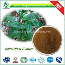 Hot Sale Herbal extract Natural high quality epimedium sagittatum extract