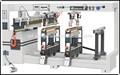 F63 tres Multi cabeza del taladro de múltiples - taladro de la máquina Multi husillo de la máquina de perforación