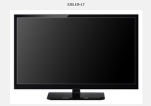 36 inch replacement led tv screen type led tv