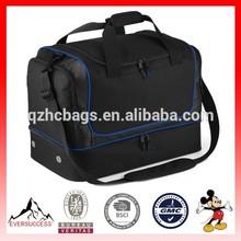 School sports PE kit bag holdall zipped wholesale shoe dust bags(ES-H033)