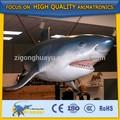 de haute qualité artificielle des animaux animatroniques cetnology de requin