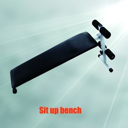 Simply Sit up exercise equipment