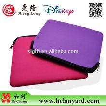 hot sale fashion custom neoprene laptop sleeve