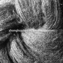 100% acrylic nice and soft hairas yarn fancy yarn space dyed
