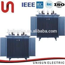 unisun 13.8 kv IEC strandard electrical aluminum strip cast resin manufacturing power transformer designs