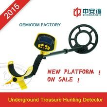 Portable Underground Metal Detector