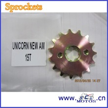 SCL-2014020304 For HONDA UNICORN Motorcycle Chain And Sprocket Kits