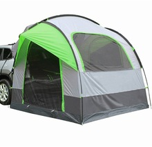 Outdoor truck tent car camping tent for car
