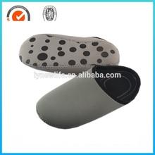 Neoprene wearing for scuba diving foot wear socks