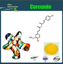 New Herbs extract GMP certified Anti-tumor Turmeric Curcumin Capsules