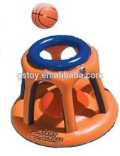 inflatable water basketball net goal basketball stand