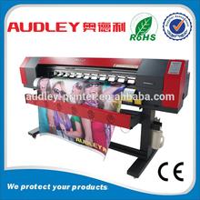ADL-1651 1.6m eco solvent printer/wallpaper printing machine price