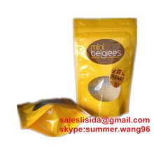 plastic cookie bag/plastic cookie packaging bag