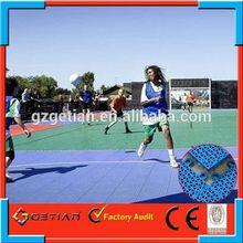 Futsal flooring standard size