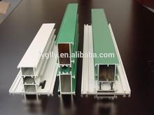 Beautiful design thermal break extruded aluminium sliding door profile
