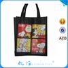 wholesale fashion best selling reusable foldable shopping bag
