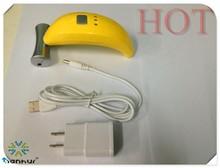 Portable Mini Uv Led Nail Lamp For One Finger