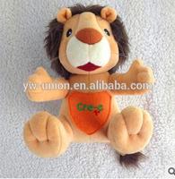 Wild lion animals soft toyt , Soft wild animals plush toys