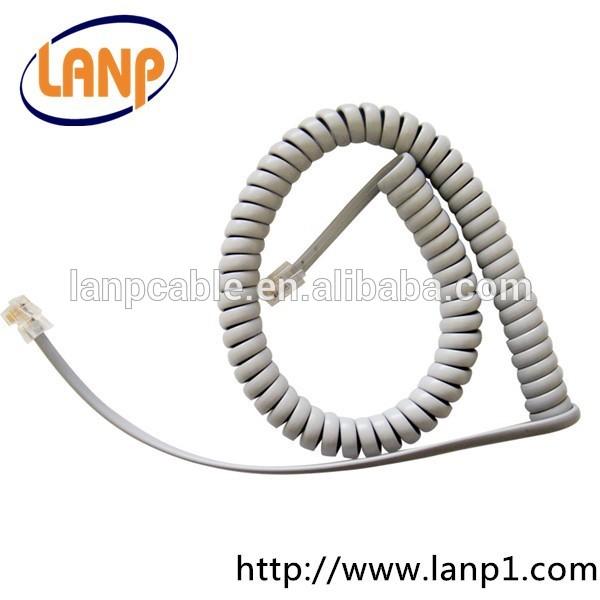 Jenis Kabel Telepon Keriting Jenis Kabel Telepon