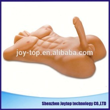 OEM ODM OBM silicone man dolls for women electric shock vibrator sex toy adult product