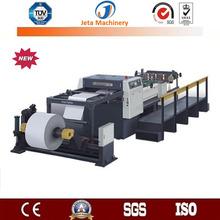 [JT-CM1400A-2]2 roll servo precision high speed paper roll to sheet cutting