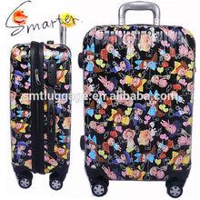 Printing Cartoon Suitcase Snoopy Luggage