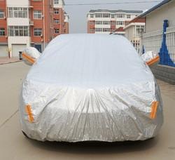 portable folding garage aluminum foil uv protection car cover
