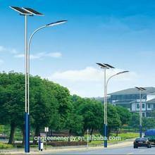 Q345 steel street solar lamp post price of steel pole manufacturer 6m,7m,8m,9m,10m,11m,12m,13m height