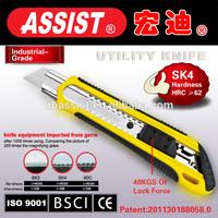 Assist SK4 utility knife set, box cutter utility knife new design