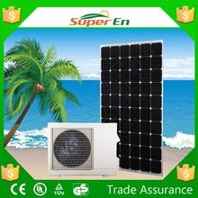 ac units for apartments, cooling&heating 48V 12000BTU 100% DC split ac, solar air cooler