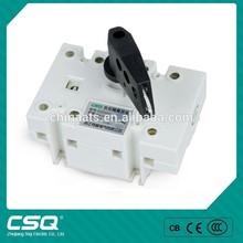 GLOG1-63 isolator switch 3 phase 3 pole and 4 poles