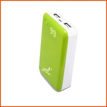 portable power bank 12000mAh for emergency charger