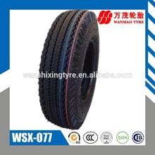 New product 4.00-8 tuk tuk bajaj tyre for three wheel motorcycle