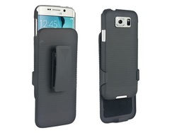 New Arrival Clip slip combos hard case for Samsung Galaxy S6