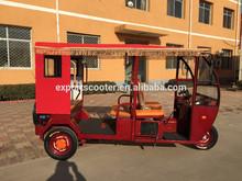 200CC water cooling petrol engine CNG rickshaw motorized tuk tuk motorcycle petrol tricycle