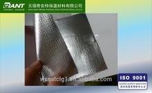 double side aluminum foil fiberglass insulation