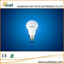 Cheap and good quality cool white led bulb e27