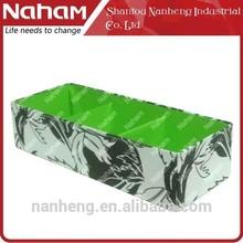 NAHAM unique design beautiful sundries 3-section tray/organizer box