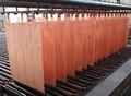 De cobre electrolítico de los compradores, chile cátodo de cobre fabrica de fábrica, 2015 de cobre puro peso precio