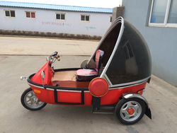 electric TEB-71 three wheels e trike three wheel bike passenger