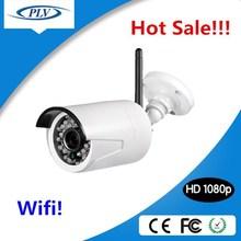 ip66 waterproof weatherproof ir outdoor wireless ip wifi camera FCC,CE,ROHS Certification